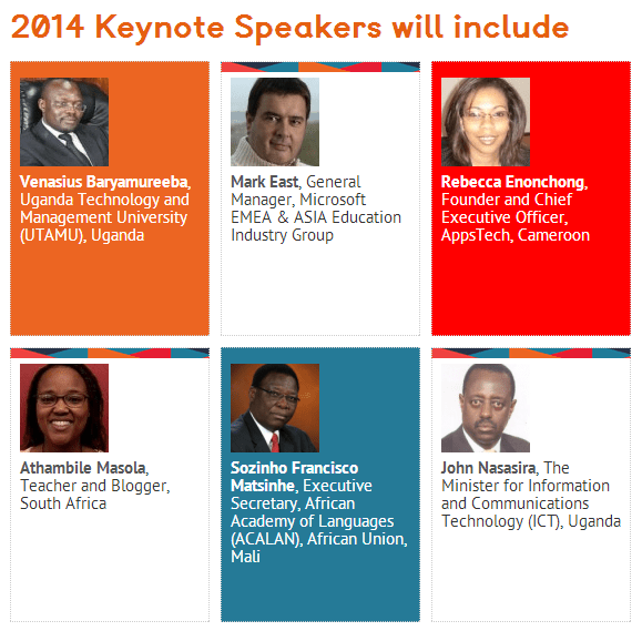 2014KeySpeakers