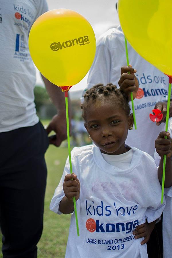 Konga Children's day