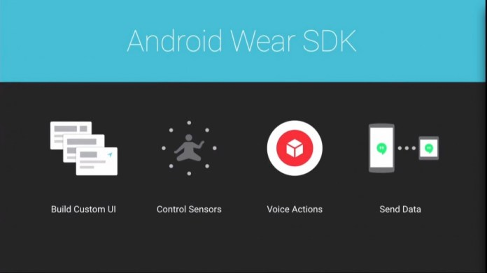 Android-Wear-SDK-Info