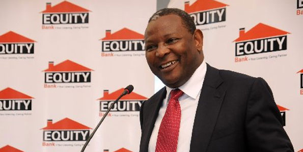 James Mwangi Equity Bank CEO