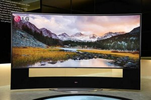 LG rollable tvs