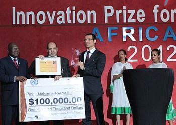 IPA 2012 winners Photo Credit: Greenbusinessguide.co.za
