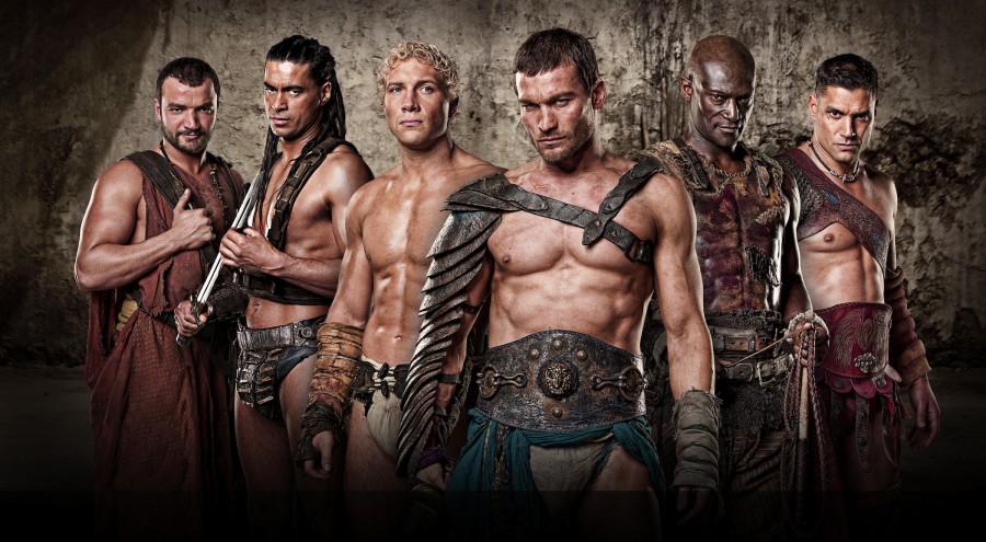 Spartacus_gladiators