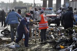 Terrorist attack victims