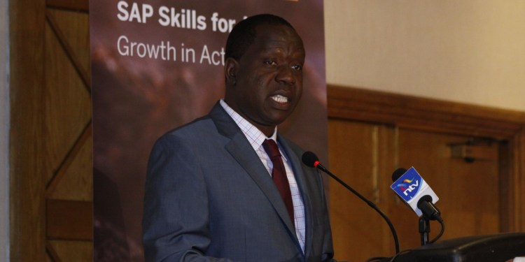 CS, ICT, Dr Fred Matiang'i