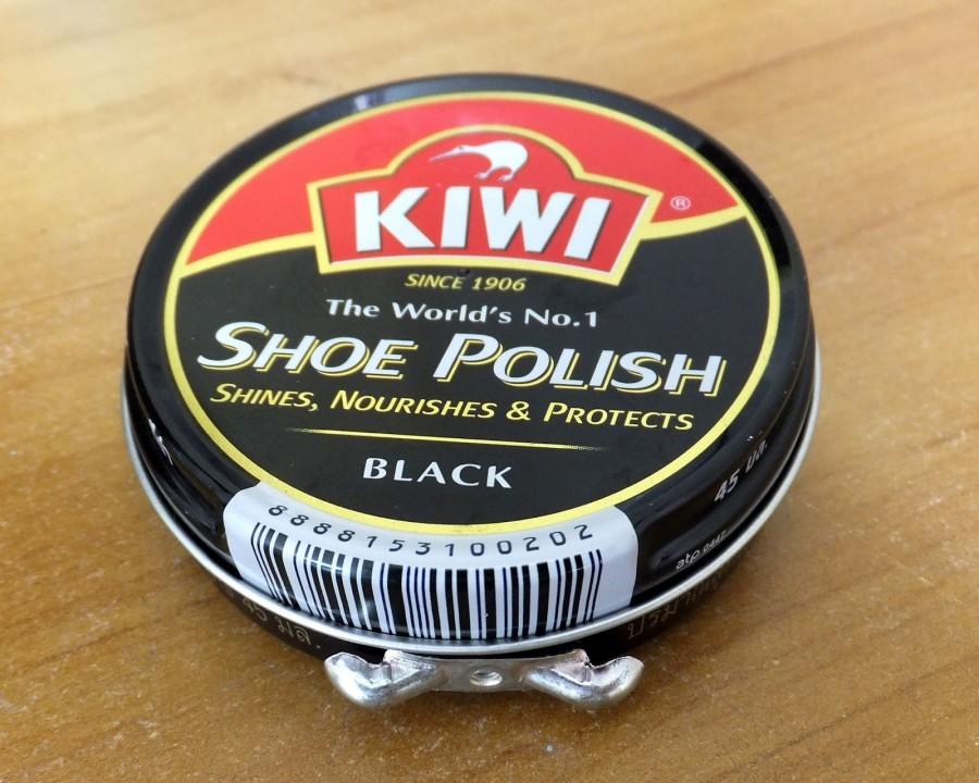 Kiwi Black Shoe Polish  40 gm