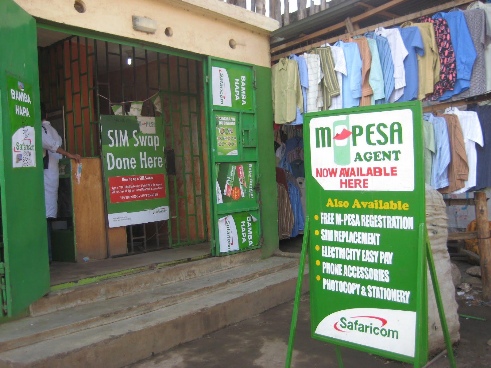 M-Pesa-agent