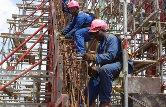Over US$200 billion of major construction projects are happening in Africa today