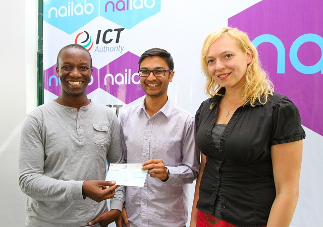 Nailab crowdfunding