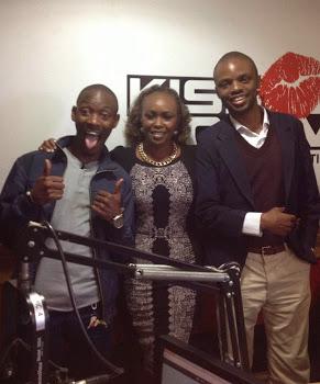 Ghafla-Radio Africa in the good days!
