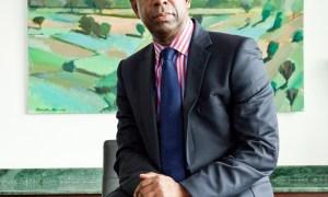 Bob Collymore, CEO Safaricom