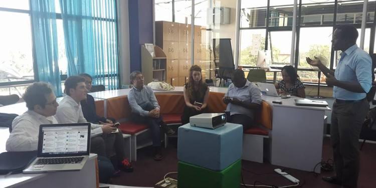 Index Ventures at the Nailab