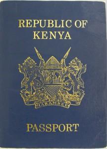KENYAN PASSPORT