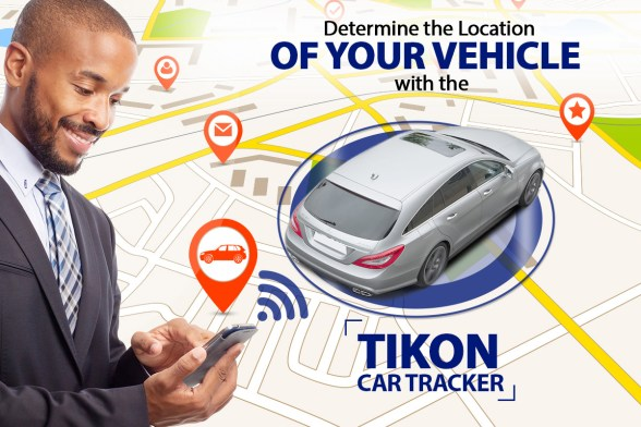 Tikon Tracker