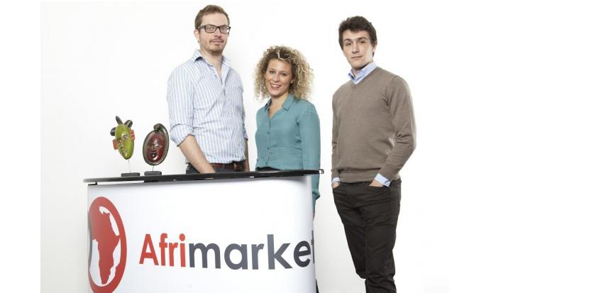 Afrimarket co-founders