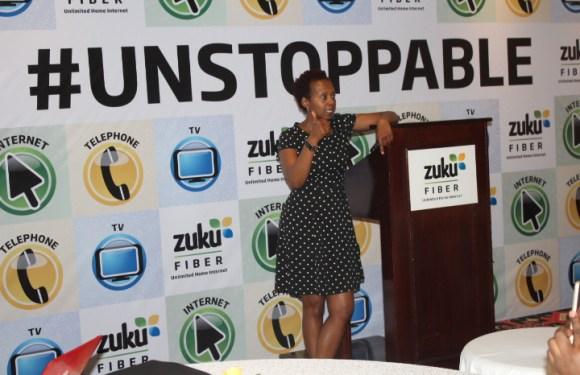 ZUKU'S #Unstoppable Campaign Kicks-off
