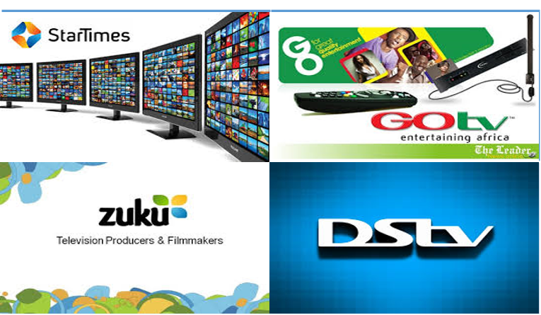 Current Prices for pay TV services In Kenya and their