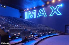 The best seat in the IMAX theatre to watch the movie.