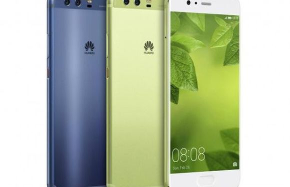 The New Huawei P10 is just a replica of the previous P9