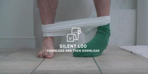 silent loo