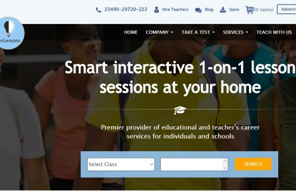 DoLessons is Providing Nigerians with Tutoring Services