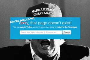 #BuyTwitter and #BanTrump