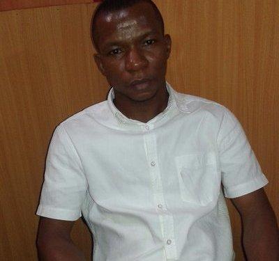 Friday Nwosu, founder YesHarvest