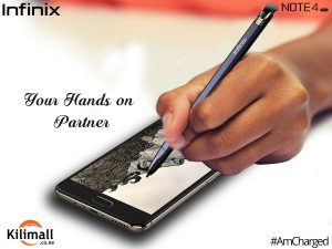 Infinix Note 4 Pro Kenya