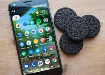 smartphone brands that could run the Android Oreo OS first