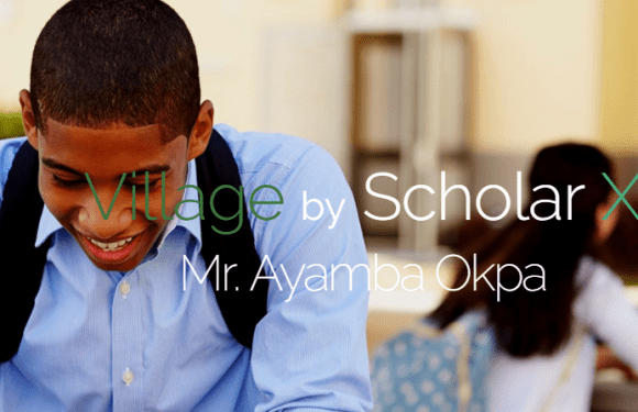 Scholarx' New Crowdfunding Platform, Village Would Help Students Fund Their Education