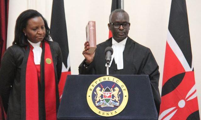 Did Safaricom Breach Justice Lenaola's Privacy?