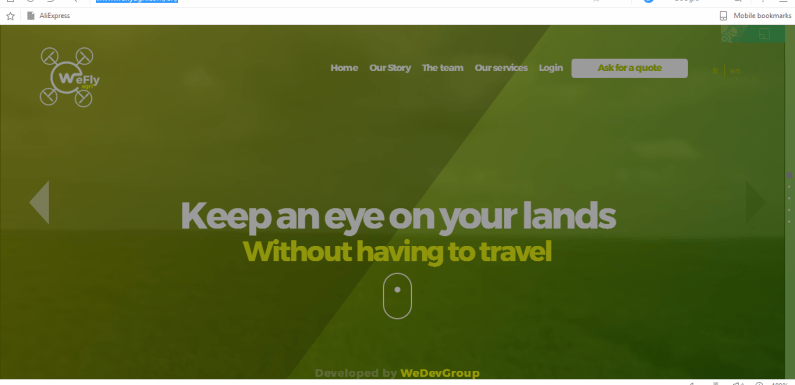 With WeFly Agri, You can move around with your plantation in your pocket – Joseph Biley, CEO
