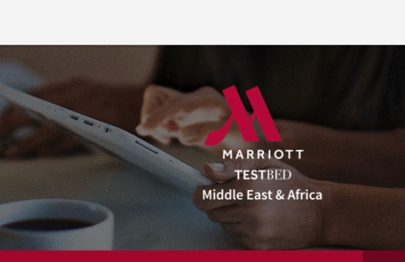 Marriott Hotels Launch TestBED Accelerator in Middle East and Africa