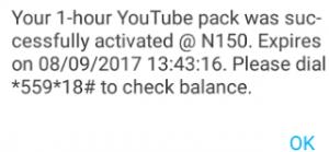MTN YouTube Pack