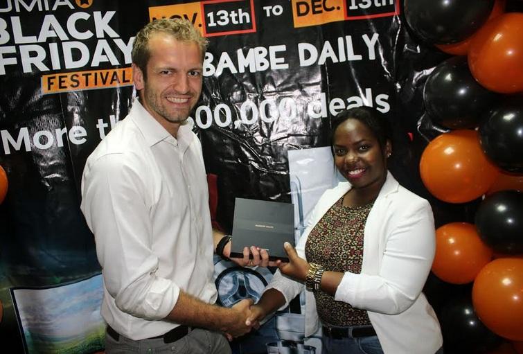 Jumia Black Friday hits up as Jumia starts awarding lucky customers in Kenya