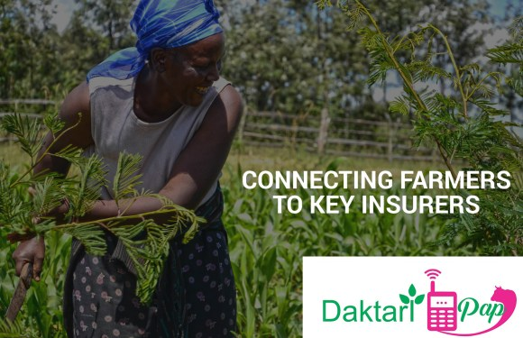 DaktariPap.com launches to connect rural farmers in Kenya to veterinary aid, affordable credit, insurance & agro dealers