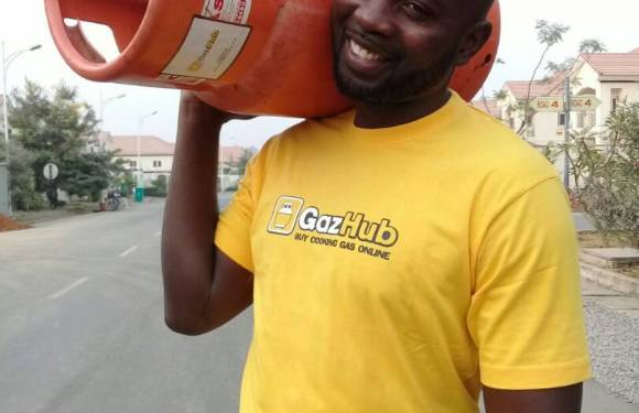 Abuja's GazHub wants to help you refill your cooking gas cylinder in seconds
