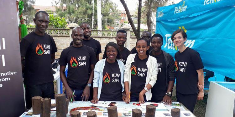 The Kuni Safi team
