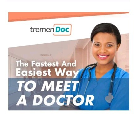 Doctors on Call Health Service App Tremendoc is Connecting Patients to Doctors in Nigeria