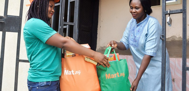 Nigeria's Mart.ng taking on delivery giants in the grocery delivery space