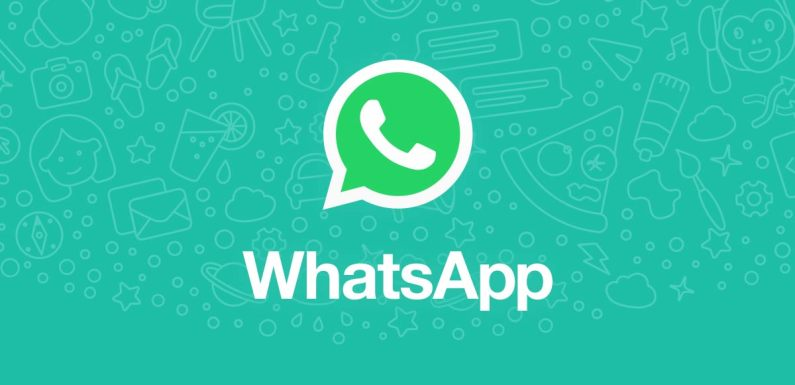 Whatsapp now labeling forwarded messages