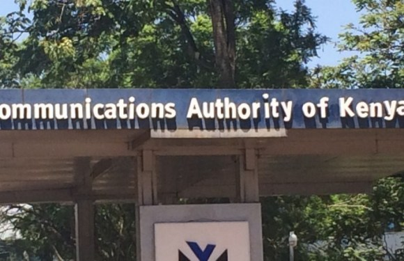 Communications Authority of Kenya (CA) launches plan to set up street names for easier door step delivery