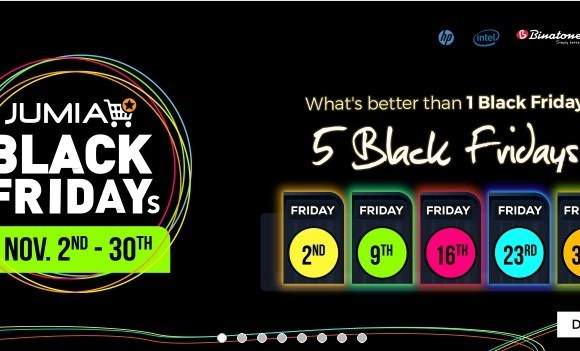 Jumia becomes most downloaded App on the Google Playstore in Kenya, thanks to Black Friday