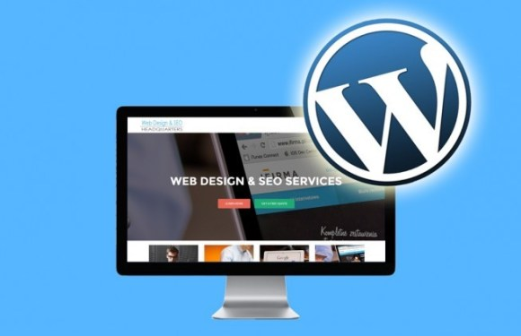 How to create your business website using WordPress