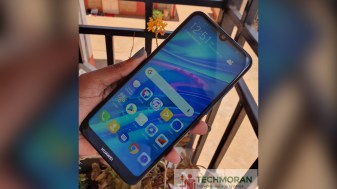 Huawei Y6 Prime 2019 |Unboxing & First Impressions - TechMoran
