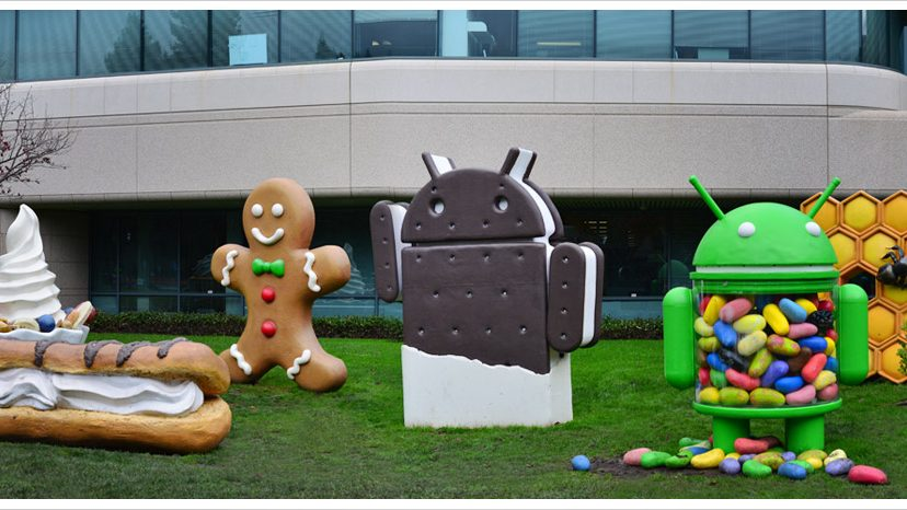 Android's Dessert-Style Code names; How it all started