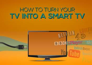 How To Convert Your Digital TV Into A Smart TV