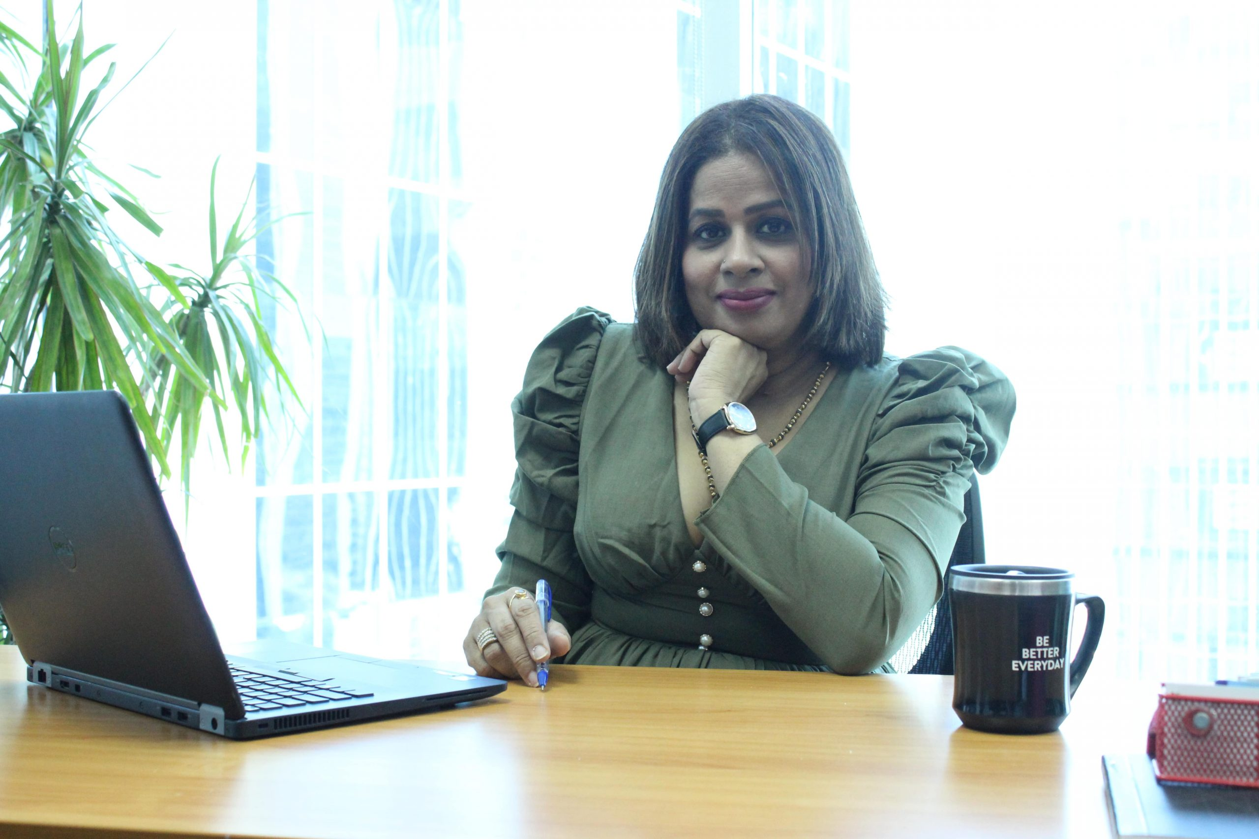 Manju Iyer of TalentScout Global On Building A Dubai Based, Middle East, Asia and Africa Focused Recruitment, Learning and Development Company