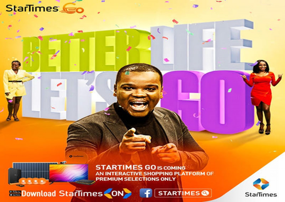 StarTimes introduces additional consumer products on StarTimes Go