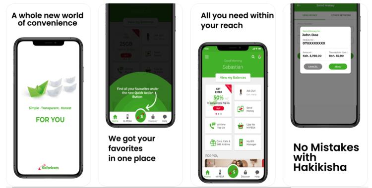 My-Safaricom-App